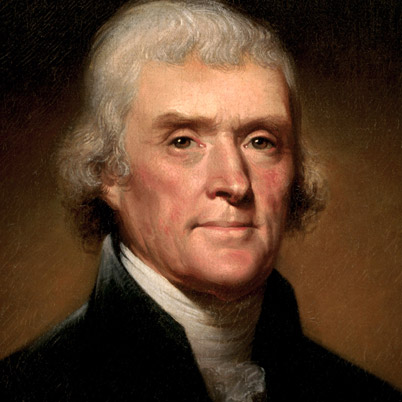 Far from being the right-wing, gun-toting, fundamentalist Christian libertarian he is made out to be by the Glenn Becks of this country, Thomas Jefferson is the spiritual fountainhead of American education.