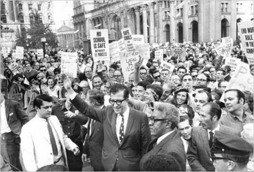 What can we learn from the UFT Strike of 1968? How does it point the way to our future? I don't know but I pretend to in this piece.