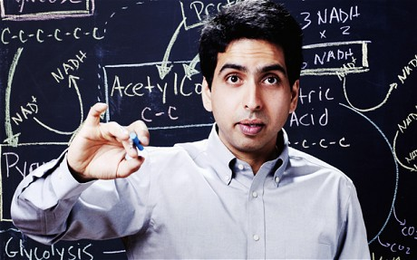 That's right, another big thumbs down for the Khan Academy.