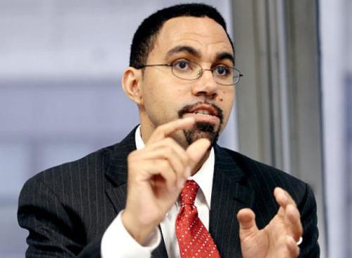 John King measures just how close he is to losing his job.